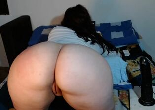 Thick phat ass pawg