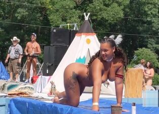 Native americans nude
